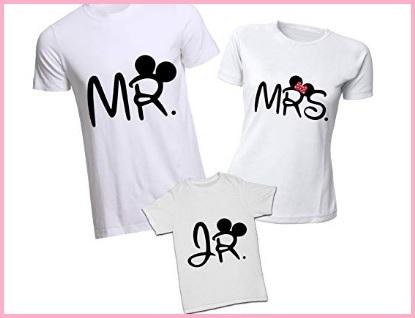 T-shirt personalizzate famiglia