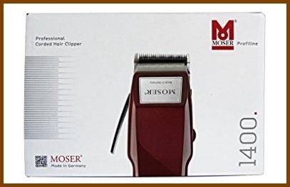 Tagliacapelli Moser Con Accessori