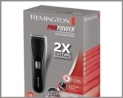 Tagliacapelli remington pro power