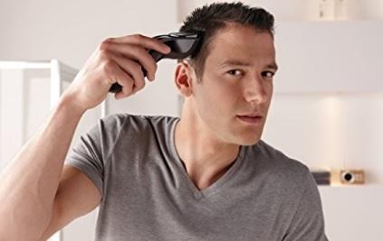Tagliacapelli ricaricabile con tecnologia