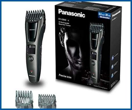 Tagliacapelli Panasonic Uomo Professionale
