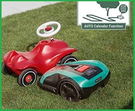 Tagliaerba da giardino robot