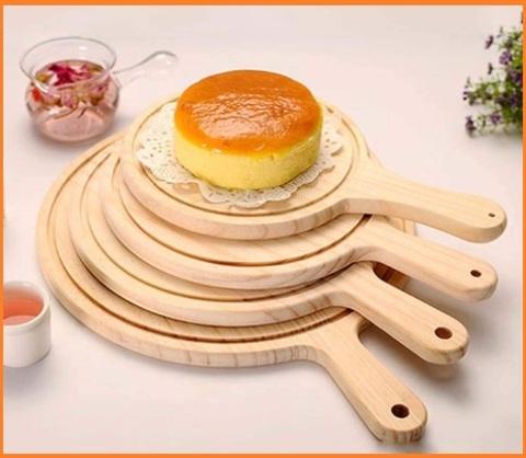 Tagliere per pizza in legno