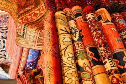 Quotazione tappeti varia in base alla provenienza