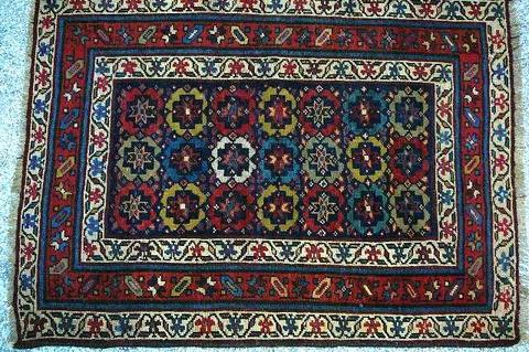 Tappeto shirwan caucasico