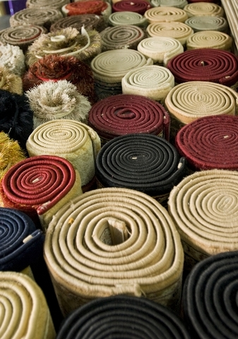 Tappeti cotone puro o misto lana