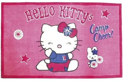 Tappeto hello kitty per appassionati