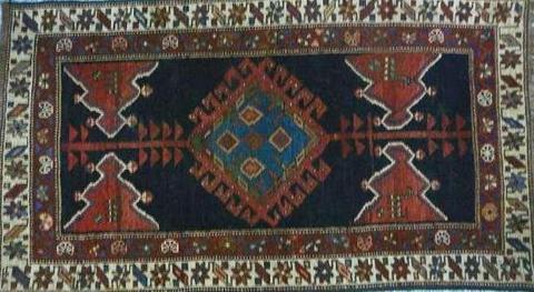 Tappeto Kurdistan Persia