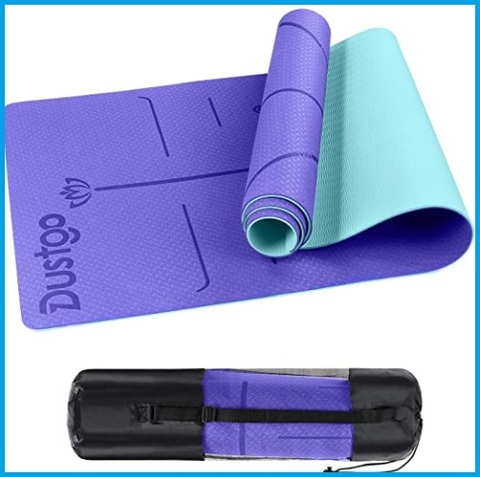 Tappetino fitness yoga