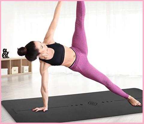 Tappetini per fitness e yoga