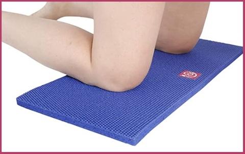 Tappetino fitness ginocchia