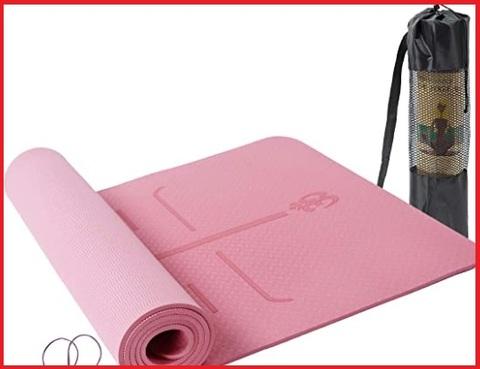 Tappeto con borsa fitness