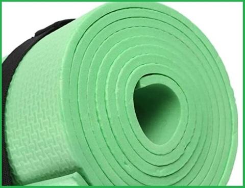 Tappeto Verde Fitness