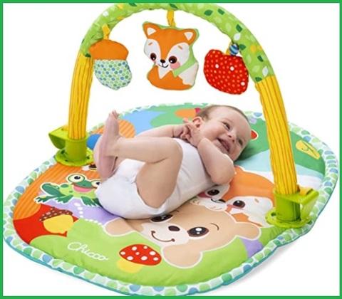 Tappeto gioco neonato chicco
