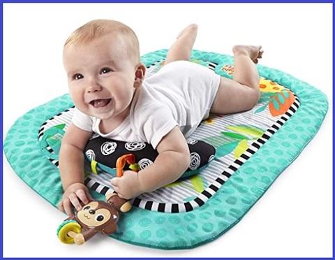 Tappetino imbottito neonato