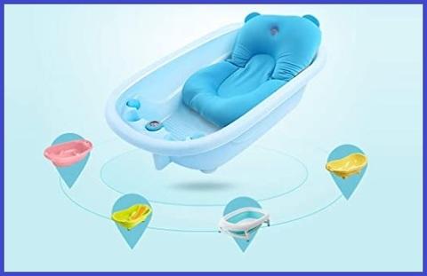 Tappetino neonato lavandino