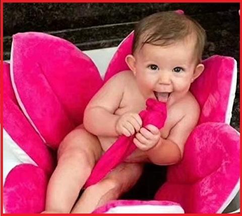 Tappetino per lavandino neonato