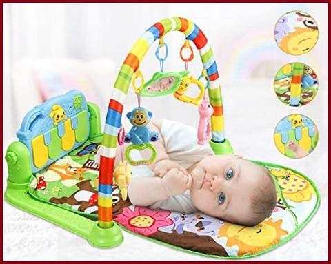 Tappetino lettino neonato