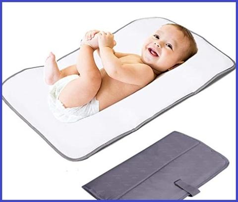 Tappetino neonato portatile