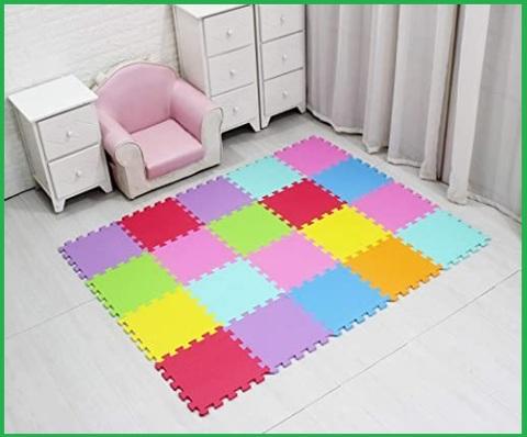 Tappetino puzzle gioco neonato