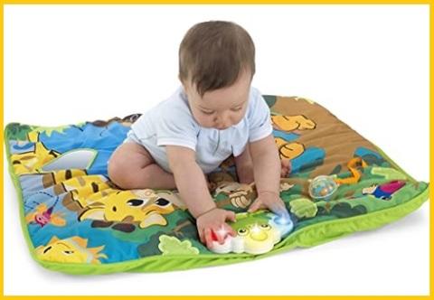 Tappetino neonato sensoriale