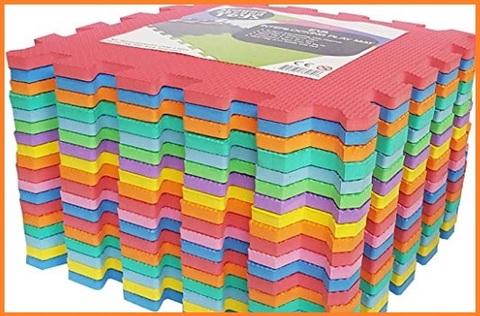 Tappetino gioco per bambini colorato