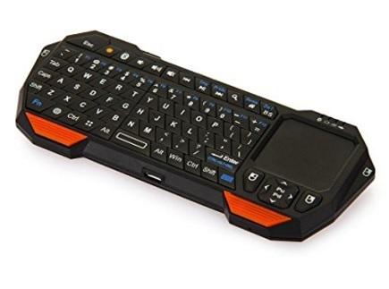 Tastiera Mini Bluetooth Touchpad