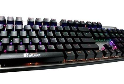 Tastiera Colorata Gamer Con Retroilluminazione
