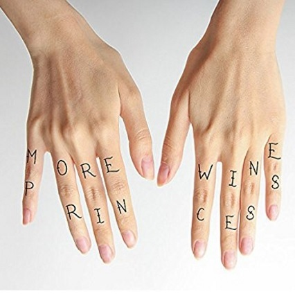 Tattoo lettere temporanee effetto reale