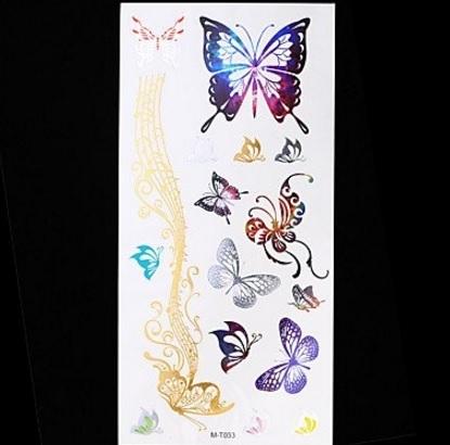 Tattoo fate adesive temporaneo