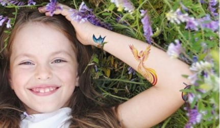 Elfi tatuaggi fantasy