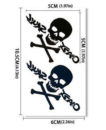 Tattoo scheletro umano