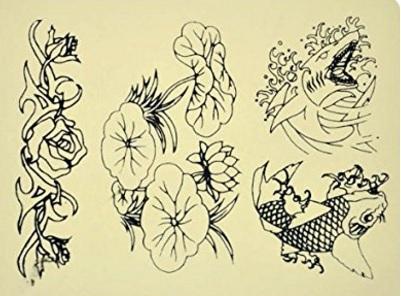 Tatuaggi per qualsiasi parte del corpo