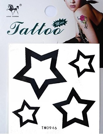 Tatto on Stelle Tattoo