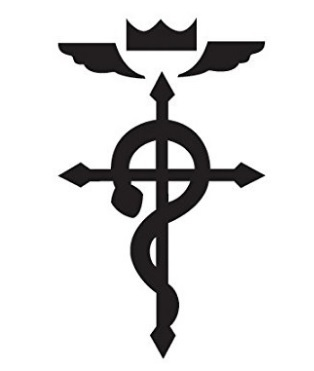 Tattoo croce impermeabile