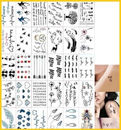 Tattoo fantasy adulti