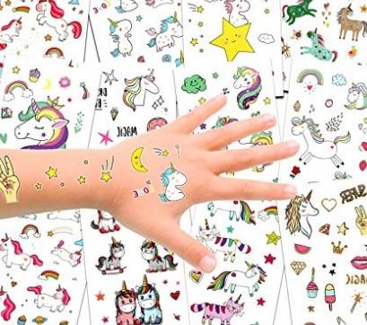 Tattoo temporanei bambini grandi