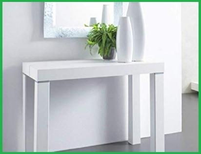 Tavoli consolle 3 metri design moderno