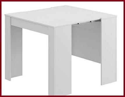 Tavoli consolle 3 metri bianco