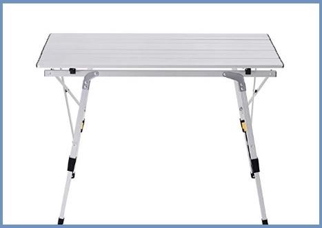 Tavolo Da Campeggio Alluminio