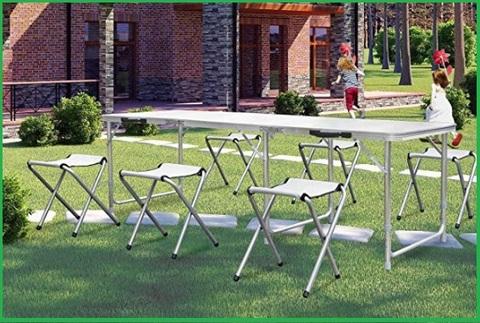 Tavolini Campeggio Allungabile
