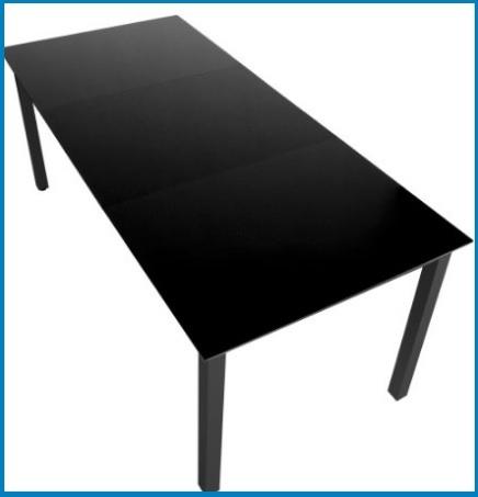 Tavolino campeggio offerta in alluminio