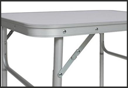 Tavolini Campeggio Camper Pieghevole