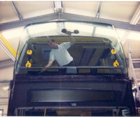 Bus setra 2 piani grandi sconti technoglass for Piccoli piani di progettazione di edifici commerciali