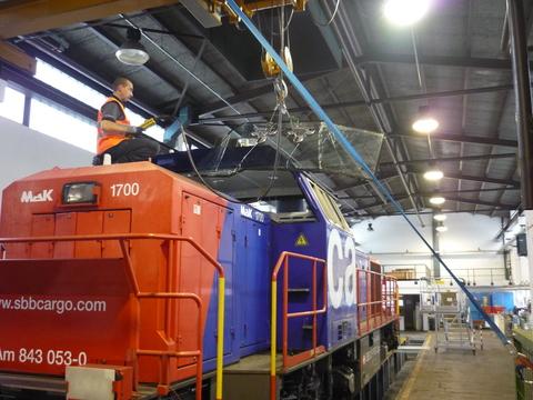 Locomotore Sbb
