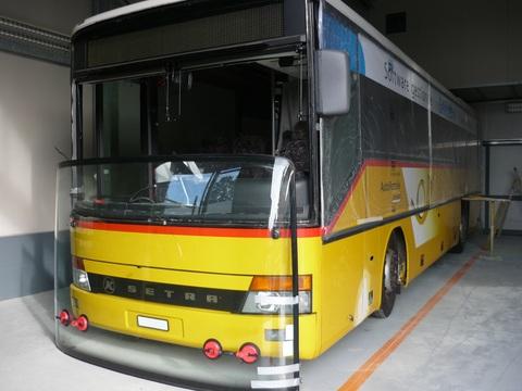 Bus Autopostale