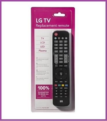 Telecomando Universale Per Tv Lg