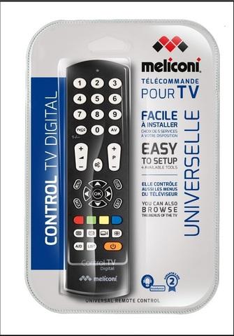 Telecomando Universale Meliconi Facile