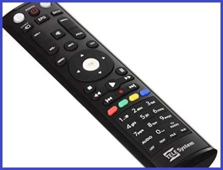 Telecomando Universale Per Decoder Telesystem