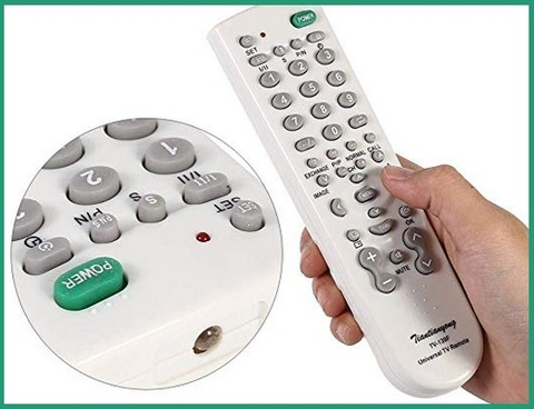 Telecomando universale samsung bianco